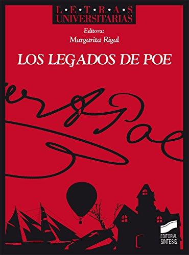 Los legados de Poe por Margarita Rigal (editora)