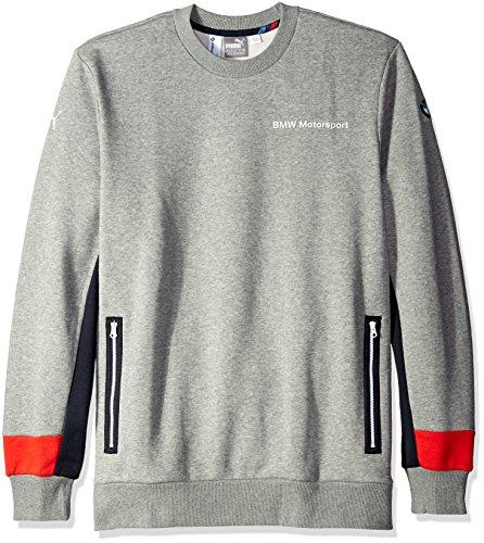 Puma Herren T-Shirt Medium Gray Heather
