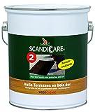 Scandiccare Terassen-Hartholz Öl (1.0 L)