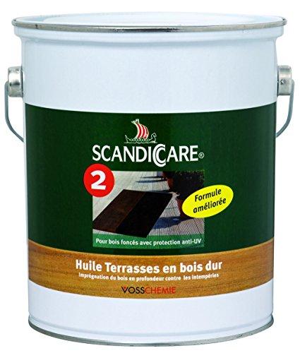 Scandiccare Terassen-Hartholz Öl (3.0 L)