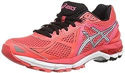 Asics Gt-2000 3, Damen Laufschuhe, Pink (diva Pink/silver/black 2593), 42 EU