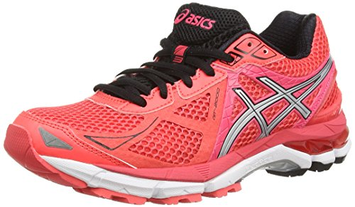 ASICS Gt-2000 3, Women's Running Shoes, Pink (Diva Pink/Silver/Black 2593),5 UK (38...