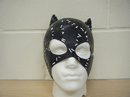 WRESTLING MASKS UK Catwoman Batman Deluxe Latex Horror Halloween Kostüm Kopfmaske