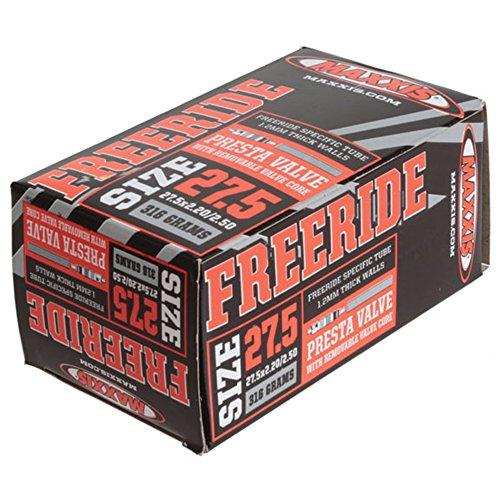 maxxis-freeride-fahrradschlauch-schwarz-275-x-220-250-presta-fv