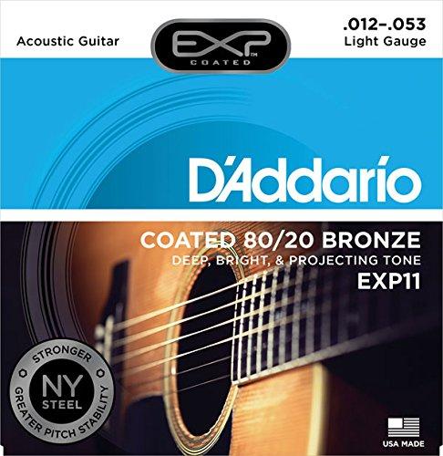 daddario-exp11-satz-mikrobeschichtete-bronzesaiten-80-20-fur-akustikgitarre-light-12-53-5-pack