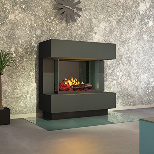 muenkel-Design-Londres-Chimenea-elctrica-opti-myst-110-cm-albugneo-Clido-SIN-CALEFACCIN-con-alubett-OMC-500