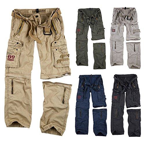 Trooper Royal Outback Trousers Lightning Edition, royalsahara, 3XL