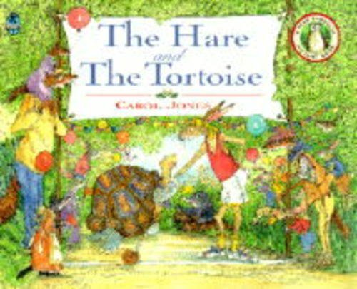 The hare and the tortoise.