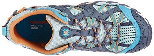 Merrell Waterpro Maipo, Chaussures aquatiques femme Turquoise - Türkis (EGGSHELL BLUE/BLUE)