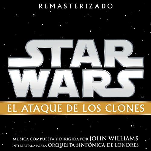 Star Wars: El Ataque de los Clones (Banda Sonora Original)