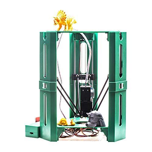 Sconosciuto Mini Stampante 3D Desktop di Alta precisione per la casa Fai da Te Macchina Completa a Basso consumo energetico Facile da Usare,1
