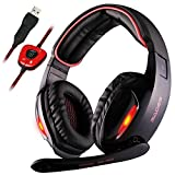 Best Sades PC Games - Sades SA902 7.1 Channel Virtual USB Surround Stereo Review