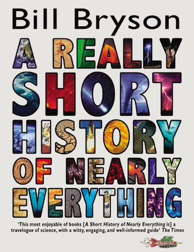 A Really Short History of Nearly Everything, used for sale  Delivered anywhere in UK