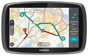 TomTom GO 610 6 inch Sat Nav with World Maps - Black