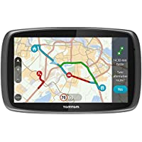 TomTom GO 5100 World Satellite Navigation System (Black)
