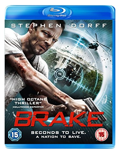 Brake [Blu Ray] [UK Import]