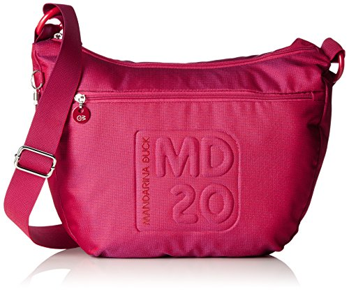 mandarina-duck-damen-md20-tracolla-umhangetasche-rot-mara-red-29-x-15-x-38-cm