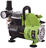 Grex 1/8 HP Portable Piston Compressor AC1810-A-1 - Best Reviews Guide