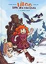 Liloo, fille des cavernes, tome 1 : La grande chasse par Tamaillon