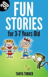 30 Fun Stories for 3-7 Year Old (English Edition)