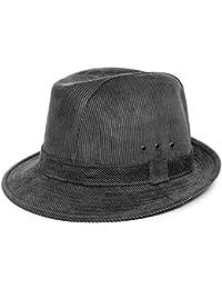 Gorros para hombres de primavera/Sombreros calientes y papá/Hombres pana invierno al aire libre y la tapa