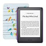 All-new Kindle Kids Edition | Includes access to over a thousand books, Rainbow Birds Cover