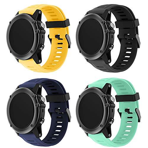 YaYuu Garmin Fenix 3/Fenix 5 x Reloj Banda