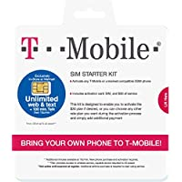 Prepaid SIM card USA - 5GB 4G LTE - Calls & Texts - valid for 30 days