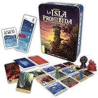 Devir Isla Prohibida, juego de mesa (BGISLA)