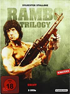 Rambo Trilogy (Uncut, Special Edition, 3 Discs)
