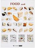 FOOD 2018 – Lebensmittel-Warenkunde – Küchen-Kalender von DUMONT– Poster-Format 49,5 x 68,5 cm