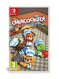 Overcooked: Special Edition (Nintendo Switch) (B077N57X1M)   Amazon Products