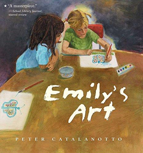 Emily's Art por Peter Catalanotto