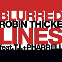 Pop CD, Robin Thicke - Blurred Lines EP[002kr]