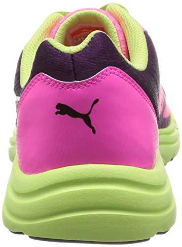 Puma Wns Expedite, Damen Outdoor Fitnessschuhe Rosa Rose (Pink/Green/Silver/Black) 38