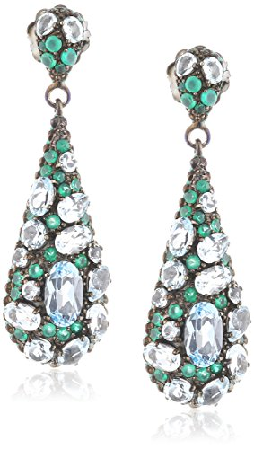 matthew-campbell-laurenza-silver-flat-gem-drop-multicolor-topaz-earrings