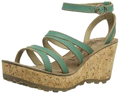 FLY LONDON Gomm, color:Turquoise;size:35