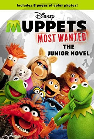 book cover of Muppets Most Wanted