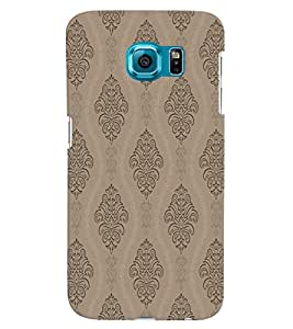 GADGET LOOKS PRINTED BACK COVER FOR Samsung Galaxy S6 Edge MULTICOLOR
