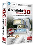 Avanquest Architekt 3D X8 Ultimate - Software de diseño automatizado (CAD) (Alemán, PC, 1GHz Pentium, 512 MB, 5500 MB, 1024 x 768 DVD-ROM)