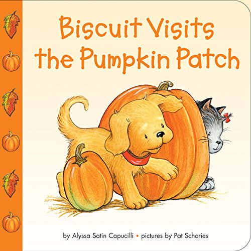 Biscuit Visits the Pumpkin Patch (Hund Patch Usa)