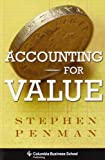 Die besten Bücher für Accountings - Accounting for Value (Columbia Business School Publishing) Bewertungen