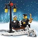 LEGO-10263-Creator-Expert-Winter-Village-Fire-Station-Stazione-dei-vigili-del-fuoco-per-bambini