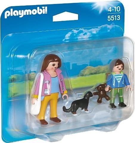 PLAYMOBIL 5513 - Duo Pack Mama mit