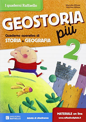 Geostoria. Quaderno operativo di storia e geografia. Per la Scuola elementare: 2