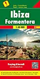 Freytag Berndt Autokarten, Ibiza - Formentera, Top 10 Tips - Maßstab 1:40.000 (freytag & berndt Auto + Freizeitkarten) - Freytag-Berndt und Artaria KG