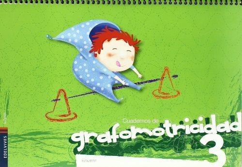 Cuaderno 3 de grafomotricidad