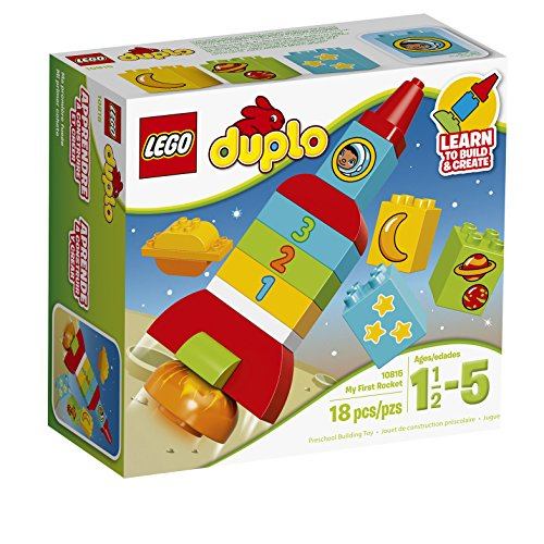 LEGO DUPLO My First Rocket 10815 by LEGO