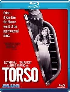 Torso [Blu-ray] [Import anglais]