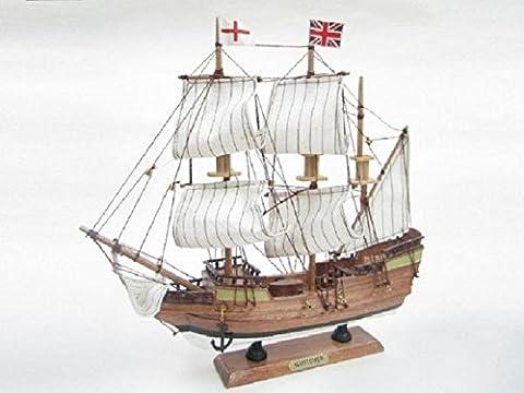 Mayflower Starter Boat Kit: Build Your Own Wooden Model Ship